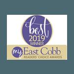 2019 Reader's Choice Awards East Cobb