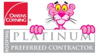 Roofing Platinum Preferred Contractor
