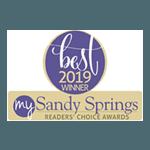 2019 Reader's Choice Awards Sandy Springs