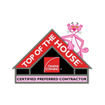 Top of The House Certified Preferred Contractor